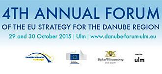 4th EUSDR Annual Forum open for registrations