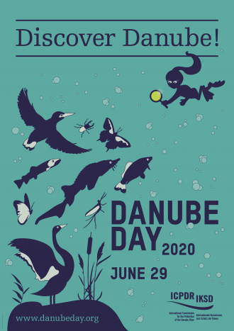 "(Press Release) Danube Day 2020: ""Discover Danube!"""