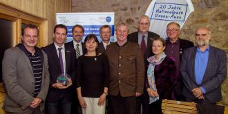 ICPDR also celebrates 20 years National Park Donauauen