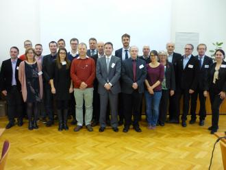 How the Danube meets the Elbe: SedNet-ICPDR-ICPER Round Table event in November