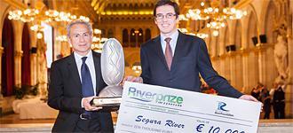 Spain's Segura River wins IRF European RiverPrize