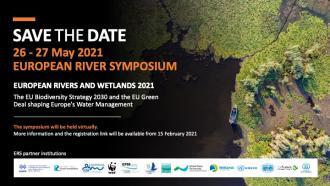 Save the Date! European River Symposium 2021
