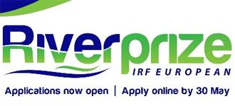 European RiverPrize 2014 open for applications