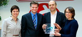 European Water Stewardship: First Gold Level Certification