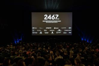 "Sold out film premiere of the ""2467 km - A Journey to the Black Sea"" attracts almost 400 guests in Munich"