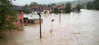 Worst Floods in the Balkans for Decades