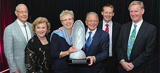 Rhine Commission wins International Riverprize
