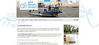 Danubesurvey.org: JDS3 Website online