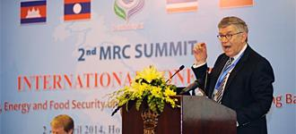 2nd MRC Summit and International Conference: Spotlights on water, energy and food security