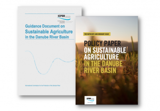 ICPDR Publishes Guidance Document and Policy Paper on Sustainable Agriculture