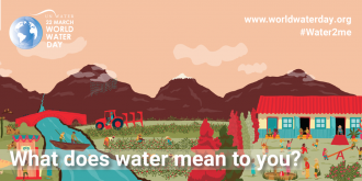 (Press Release) World Water Day 2021: valuing the water of our shared basin