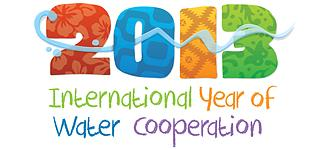 2013: UN International Year on Water Cooperation launched