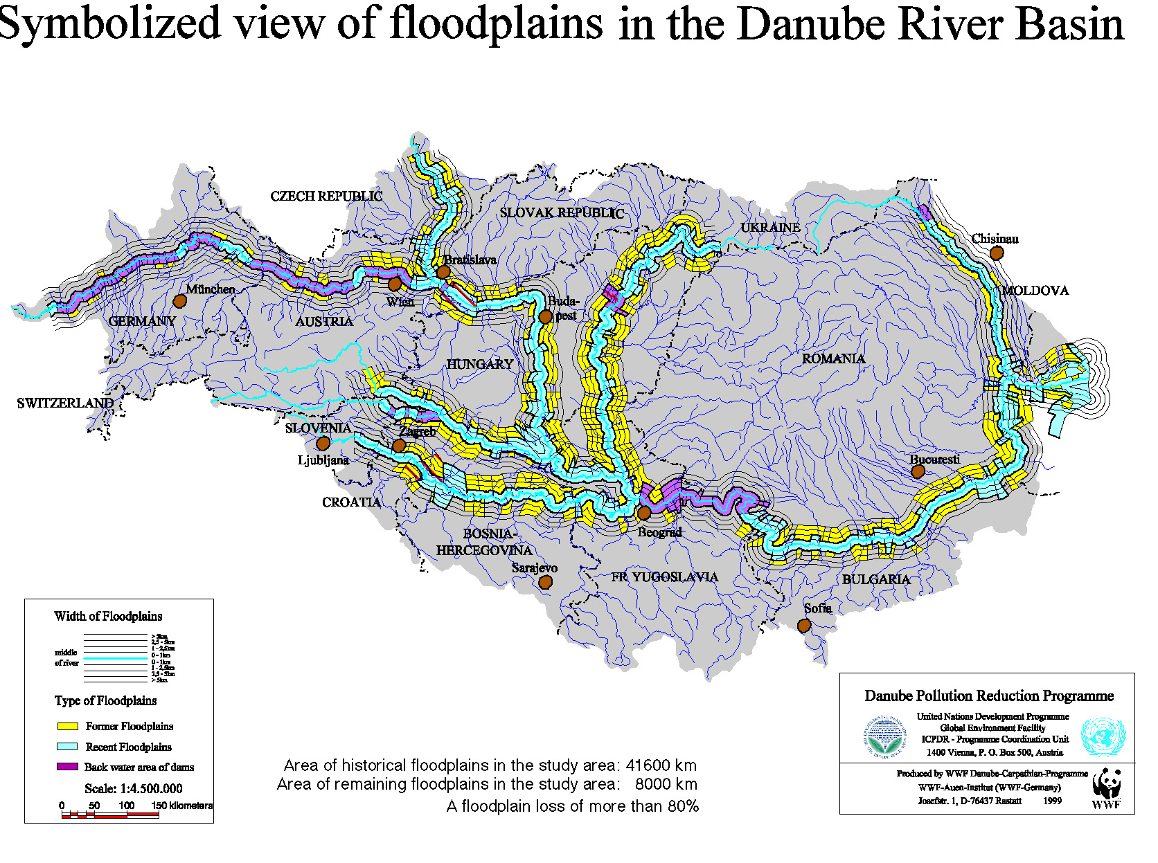 a discussion on the importance of the danube river A sightseeing guide with travel information for the donau or danube in austria with description of its course, importance as a tourist attraction and for transport.