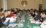 Joint Statement follow-up meetings - Budapest 2009 and Zagreb 2010