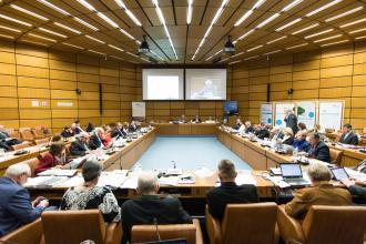 ICPDR convenes 20th annual ordinary meeting