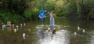 Get active for a cleaner Danube! And compete to become the 2017 Danube Art Master!
