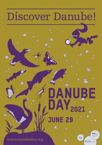 """(Press Release) Danube Day 2021: """"Discover Danube!"""""""
