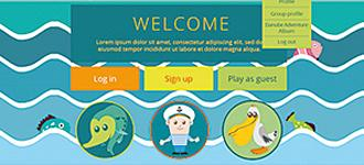 Danube Adventure: online game launched