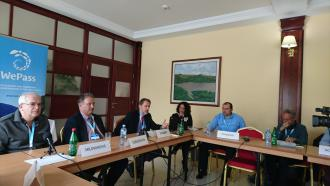 (Press Release) KLADOVO, 9 April 2019 - EU Project We Pass Kicked Off at the Iron Gates