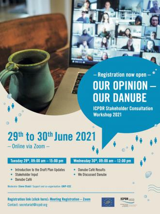 Three Weeks Left to Register for 'Our Opinion – Our Danube'