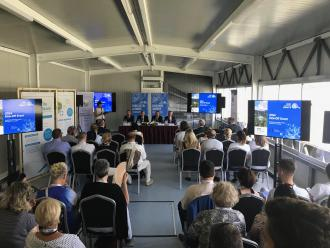 (Press Release) Fourth Joint Danube Survey (JDS4) kicks-off in Budapest