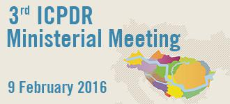 3rd ICPDR Ministerial Meeting 2016