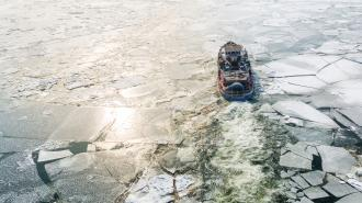 Solutions for a frozen river: cross border ice control on the Danube