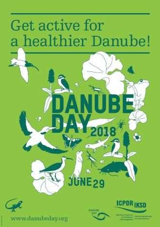 "On Danube Day 2018 we ""get active for a healthier Danube"""